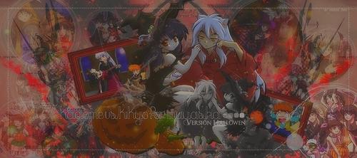 ইনুয়াসা Halloween!!! :D