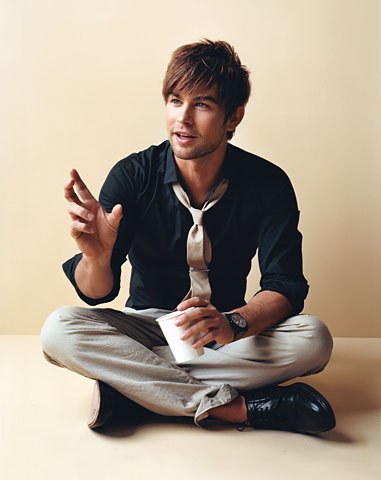 Chace Crawford ;)