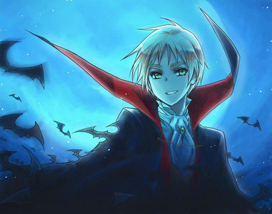 Vampire England~