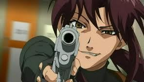 Here, have some Revy.