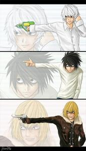 The Wammy's from Death Note lol
