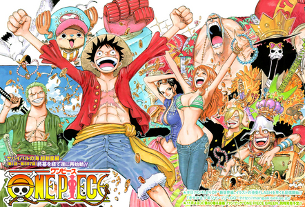 One Piece!! It's just awesome