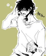 <_<>_> (my Friends already know what im gonna answer but im gonna post it anyway =w=) [b]Tyki Mikk[/b] Though he's a Noah and would want to destroy me (-_-') I'D Amore IT if he came to my rescue ;w; IN FACT to reward him, i'd [b]GIVE HIM ALL THE KOI IN MY POND[/b] ;w; He'd be happy, [b]AND Amore ME FOREVER!![/b] ;w; [i]YESH[/i]