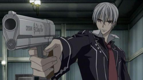 Zero Kiryuu from Vampire Knight~<3