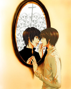 Light and Kira Light. //Or Mikami and Light..//