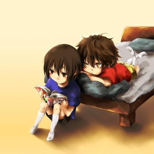 Shziuo and Kasuka Heiwajima~ ♥