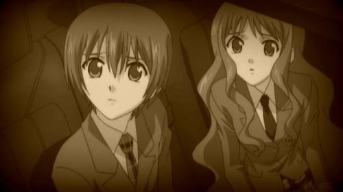 Jun and Megumi from SA