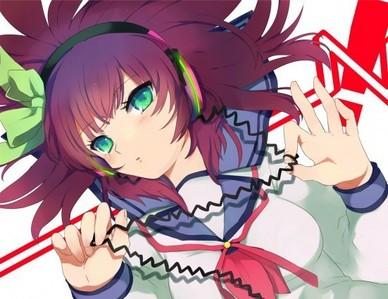Yuri-san from エンジェル Beats! My icon~!