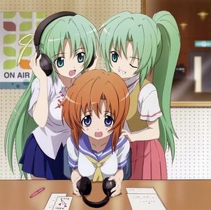 Rena, Mion, Shion