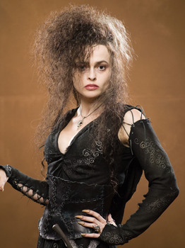Bellatrix!! <3 hot, twisted, evil, sadistic..she's just the best!;)