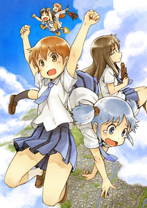 For Болталка hilarity that will make Ты laugh out loud and make everyone in the room give Ты strange looks: Nichijou (English name: My Ordinary Life) Ты can watch it on Crunchyroll here english subbed: http://www.crunchyroll.com/my-ordinary-life For an action- filled Аниме that is addicting as heck, and makes Ты think: Puella Magi Madoka Magica Ты can watch it on Crunchyroll here English subbed: http://www.crunchyroll.com/puella-magi-madoka-magica I hope this helps Ты out! I adore these two Аниме series a lot and I highly recommend them! If Ты watch them, tell me what Ты think! ^_^ Болталка Nichijou picture, just 'cause. ;u;