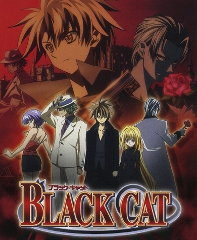 Black Cat-I just started watching it