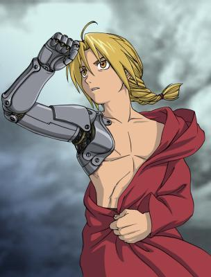 Anna Liebert has a great body - http://www.fanpop.com/spots/anna-liebert/images/31287168/title/anna-liebert-photo Edward Elric has a [b][i]great[/b][/i] body in the original Fullmetal Alchemist. He's too blocky and chunky lookin' in brohood, though. Also, his face is mutilated, his hair is ugly and practically [i]everything[/i] about him in brohood looks really awful.
