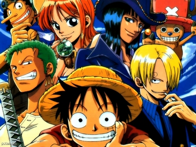 One Piece!:D