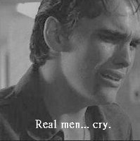See Dally cries too