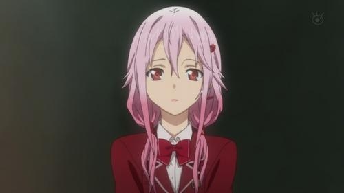 Inori Yuzuriha From Guilt Crown