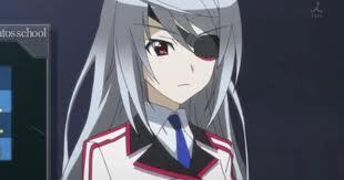 laura bodewig from infinite stratos :3