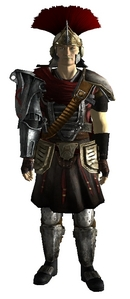 I'm going to be Legion from Fallout New vegas
