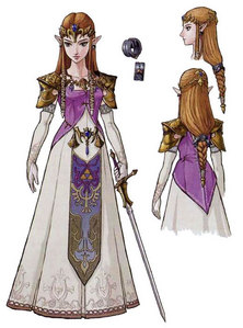 I'm making a Zelda costume.