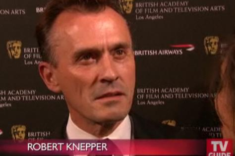 Knepper at the Britania Awards
