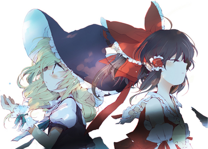 I am an over obsessed người hâm mộ with just about all of my fandoms and I have an insane amount of fandoms and sub-fandoms. One would be Touhou I have like 10,000 pictures of touhou and like at least maybe 5 gigs of touhou âm nhạc and I have every official and fanmade touhou game excluding the newest one. And planning on getting the fan-made anime of it.