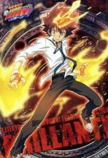 Tsu-kun Sawada (Tsunayoshi Sawada) of the Vongola Famiglia (=3=) of course from Katekyo Hitman Reborn!!