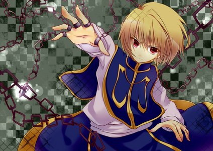 Kurapika from HXH~