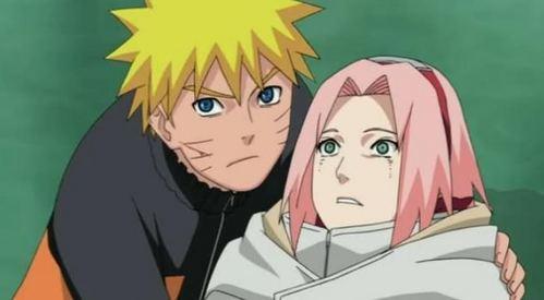 NaruSaku! Naruto's প্রণয় for Sakura is so adorable :3