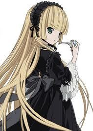 Victorique from Gosick!