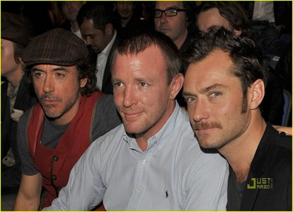 awww look at all my sweet men! <33333