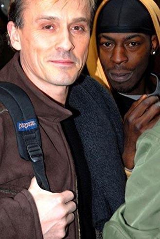 Rob and his bro
