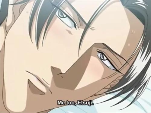 iwaki-san, isn't he cute? <3