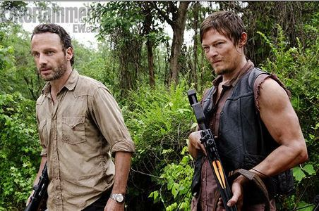 Rick And Daryl Are My Favourite