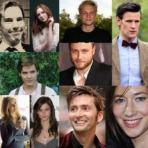 I did all actors/actresses because I couldn't possibly  all my favourite musical artists, athletes, politicians, and other public figures into just ten people. - David Tennant - Benedict Cumberbatch - Matthias Schweighöfer - Matt Smith - Karen Gillan - Max Riemelt - Johanna Wokalek - Kaya Scodelario - Daniel Brühl - Julia Jentsch