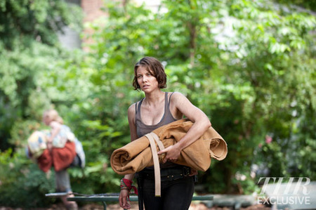 Maggie Greene, Rick and Daryl