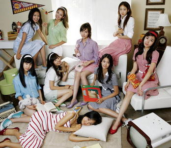 """i like all their songs but here's my top 10: 1. Complete/Into the New World (i always sing these two) 2. Girls Generation (my voice is perfect for this xD) 3. Time Machine (made me cry) 4. Let it Rain 5. How Great Is your love 6. Mistake 7. Forever 8. My child 9. Genie/Way to Go! 10. Gee/All my Love is for you  i also like The Boys, Mr. Taxi, Run devil Run, Oh! and You Aholic if it was """"listyour top 15 songs"""" ^^"""