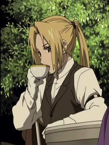 Edward Elric sorry for the picture change i didn't have a pic of him in the movie with a kuda, kuda kecil tail at the time but now i got one! oh how i Cinta that movie