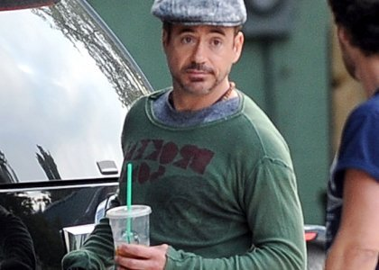 owwww DOWNEY (Y) ou little coffe addicted monster XD