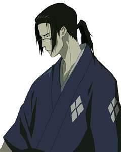 Jin from Samurai Champloo.