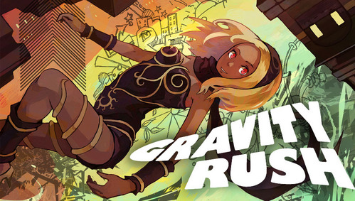 Kat, from Gravity Rush.