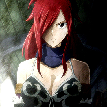 If not Scarlet....................ERZA KNIGHTWALKER <3