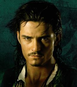 Will Turner. 'Nuff said.