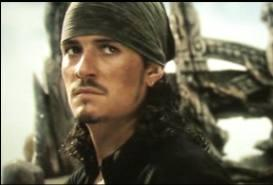 Being with Will Turner for all eternity..