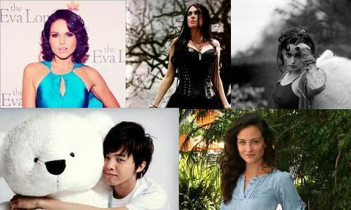 Lana Parrilla Sharon höhle, den Adel Helena Bonham Carter G - Dragon Lara Pulver (No particular order)