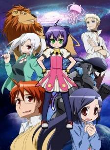 I watch many Rawak animes and read the most Rawak mangas but 1 Anime I particularity enjoy and I think is very unique Kyōran Kazoku Nikki, the main characters include 4 humans, 1 nekomimi daemon girl, 1 lion, 1 squid goddess, and 1 biological weapon. I would explain why this line up makes sense but I'd be here all hari so instead I'll give anda a link to the first episode (It's not on anda tube so I can't just embed the vid) http://www.veoh.com/watch/v6979679z6FFwMjq?h1=Kyouran+Kazoku+Nikki+Episode+1