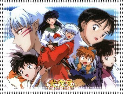 Inuyasha is pretty unique. its about a shikon jewel shard, and demons. its pretty good.