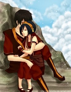 I'm pretty sure Lin was illegitamate. I can't see any other reason for her inheriting Toph's last name. Though I do love shipping Toph/Zuko, aren't they cute?