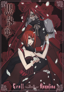Grell AND Madame Red (=w=)