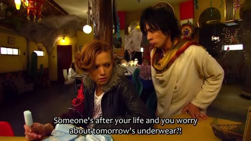 Tomorrow's underwear crisis