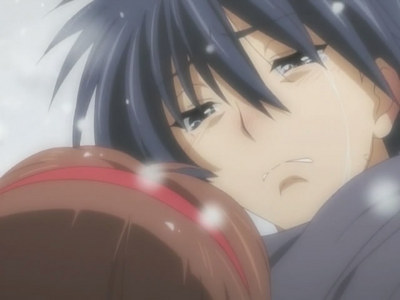 Clannad was so sad but awesome